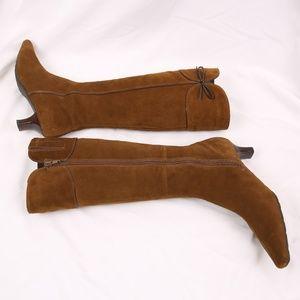 Ecco Suede Boots